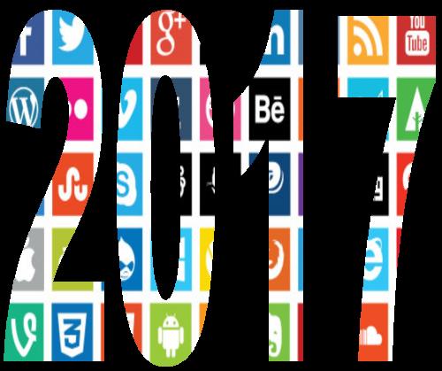 business on at least one social media platform