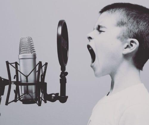 google-microphone-mile-social